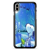 Snoopy Christmas iPhone X Case