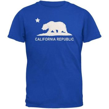 PEAPGQ9 California Republic T-Shirt