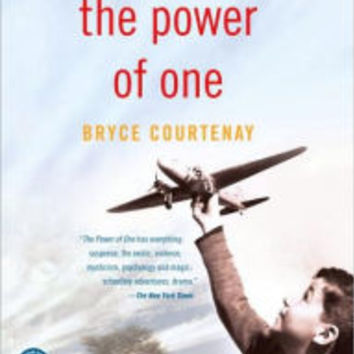 The Power of One by Bryce Courtenay, Paperback | Barnes & Noble®