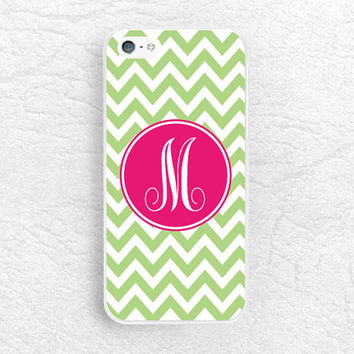 Monogram initial phone case for iPhone 6, 6 plus 5 5s 5c 4s, LG nexus 5 g2 g3, g2 mini, Samsung S5, chevron personalized custom name zigzag