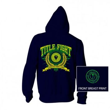 Title Fight - Kingston pullover hoodie
