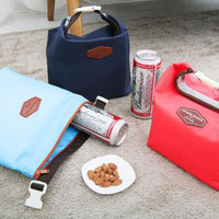 Outdoor Picnic Insulated Lunch Bag Box Container Cooler Thermal Waterproof Tote