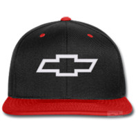 CHEVY EMBROIDERED beanie or SNAPBACK hat