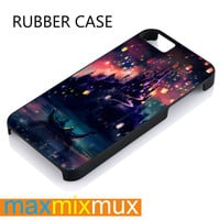 Tangled The Lights iPhone 4/4S, 5/5S, 5C, 6/6 Plus Series Rubber Case