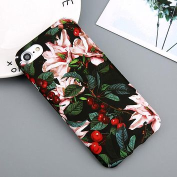 Cherry Tree Case for iPhone
