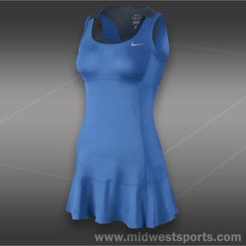 nike womens tennis dress, Nike Flouncy Knit Dress 523360-402