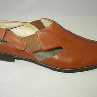 Ros Hommerson Shoes Size 7 M Slingbacks Womens 7M Sandals Ros Tech Padded Arch