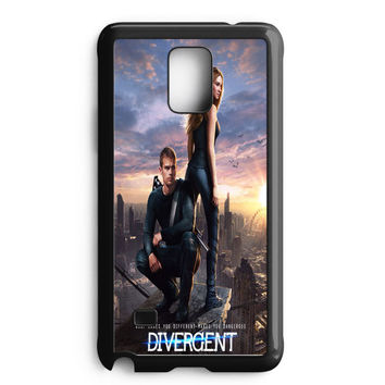 Divergent, Mortal Instrument, And Hunger Game Samsung Galaxy Note Edge Case