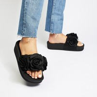 Free People Eddie Rose Flatform Sandal