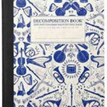 Acoustic Large Decomposition Ruled Book by Inc. Michael Rogers, Paperback | Barnes & Noble