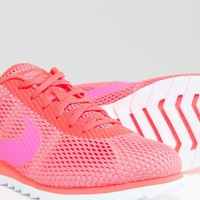 Nike Crimson Cortez Ultra Breathe Trainers