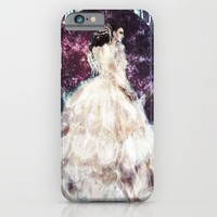 Between the Stars iPhone & iPod Case by Doodleholic