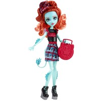 MONSTER HIGH® Monster Exchange™ Lorna McNessie™ Doll - Shop.Mattel.com
