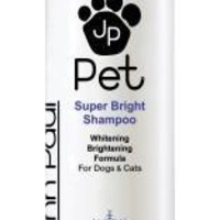 John Paul Pet Super Bright Whiten/Brighting Shampoo Dogs & Cats 16 oz