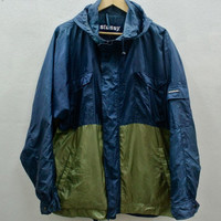 Vintage 90s STUSSY windbreakers Jacket