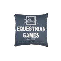 HKM Equestrian Games Pillow