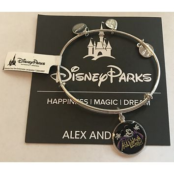Disney Mickey Mouse Halloween Party by Alex and Ani Silver Finish New