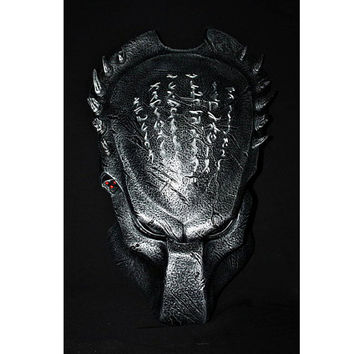 1:1 Full Scale Replica Predator mask, Predator costume, Predator helmet, Home decor, Wall mask, Halloween mask, Steampunk mask AVP PD5