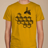 Busy Honey Bee Beauty T-shirt