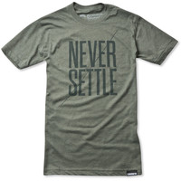 NEVER SETTLE (HEATHER ARMY)