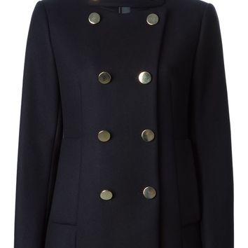 Dondup double breasted military style jacket