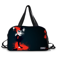 Travel Tote Comic Cute Harley Bags
