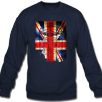 Doctor Who Sweatshirt Crew Great Britain