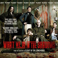 What We Do in the Shadows (UK) 30x40 Movie Poster (2014)