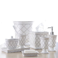 Madeleine Luxury Bath Accessories