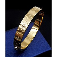 Louis Vuitton Bracelet Women Men Bracelet
