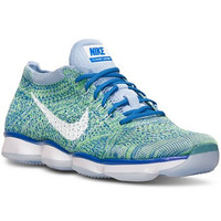 Nike Women's Flyknit Zoom Agility Training Sneakers