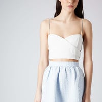 Cut Out Detail Bralet