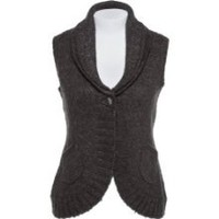 Get ROMEO & JULIET COUTURE Fly-Away Sweater Vest [RJ20585] at Best Buy Shop