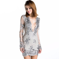 Titianna Sequin Dress