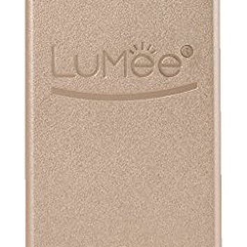 iPhone 5/5S Lumee Illuminated Cell Phone Case  - White