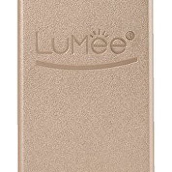 iPhone 5 5S Lumee Illuminated Cell Phone Case - White 2035d4ece4