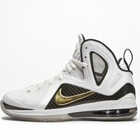 LEBRON 9 P.S. ELITE 516958-100 WHITE