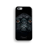 Pug iPhone 6 case, iPhone 6 plus case S645