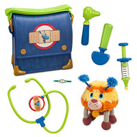 Stuffy Vet Bag Play Set with Squibbles Plush - Doc McStuffins | Disney Store