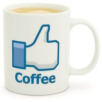 """Like"" Coffee Mug"