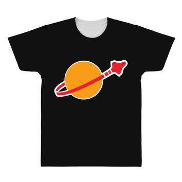 Lego Space All Over Men's T-shirt