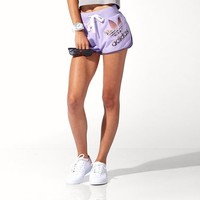 adidas New York Logo Print Shorts | adidas US