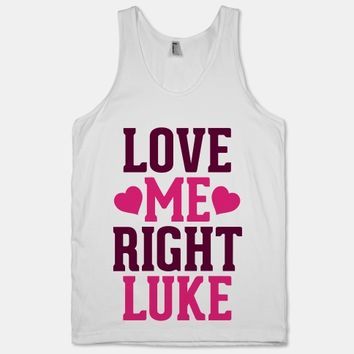 Love Me Right, Luke | HUMAN