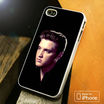 Elvis Presley In The Dark iPhone 4(S),5(S),5C,SE,6(S),6(S) Plus Case