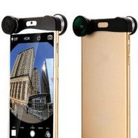 3-In-1 Selfie Lens for iPhone 6s 6 Plus Gift