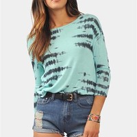 Festival Chick Top - Mint at Necessary Clothing