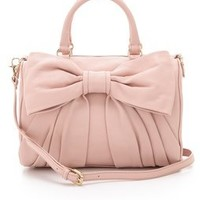 RED Valentino Bow Duffle Bag | SHOPBOP