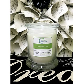 10 oz. Soy Candles