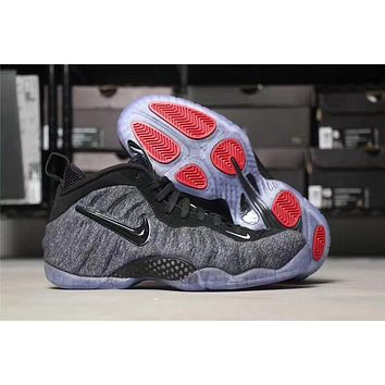 "Nike Air Foamposite Pro ""Foam in Fleece"" Size US8-13"