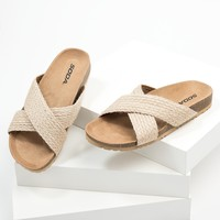 Bold Strap Casual Sandals